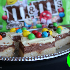 M&M's® Cookie Bars