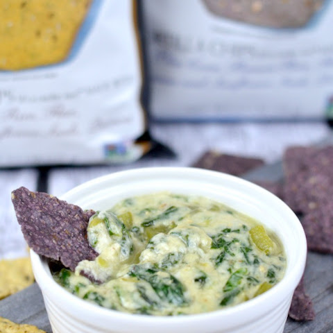 Dairy Free Creamy Spinach Dip