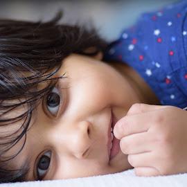 Angel by Majid Uppal - Babies & Children Children Candids