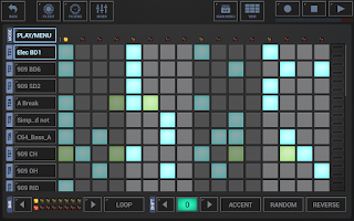 Screenshot of G-Stomper Studio
