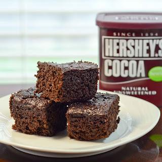 Gluten Free Brownies Cocoa Powder Recipes