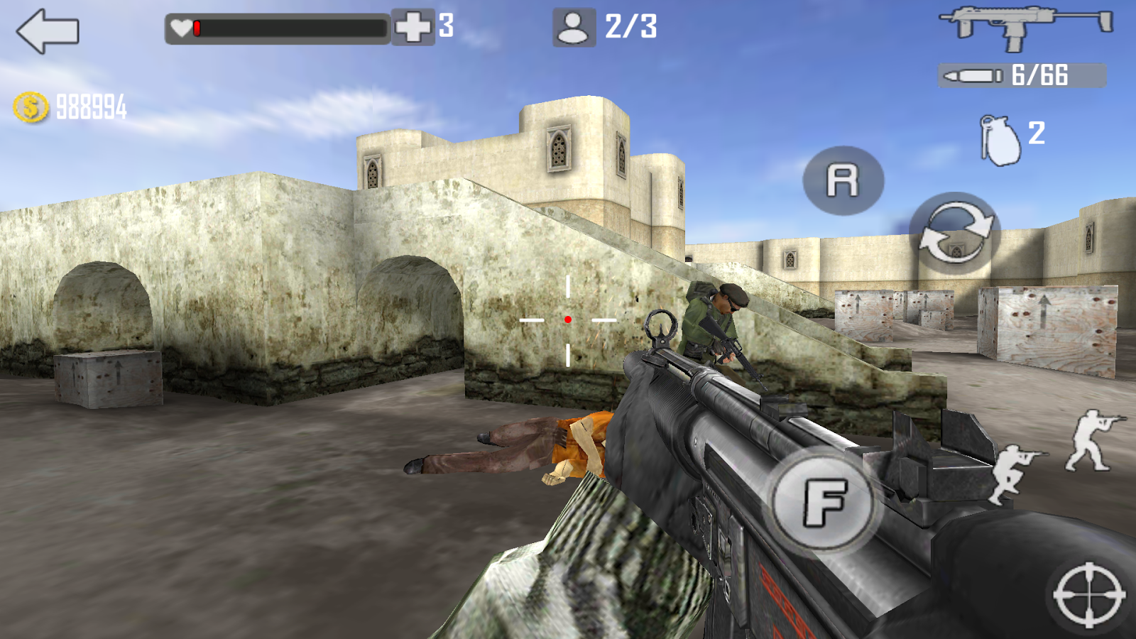 Shoot Strike War Fire Screenshot 14