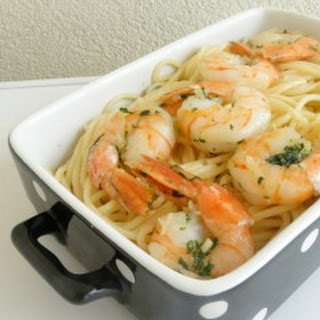 Garlic Cilantro Pasta Shrimp Recipes