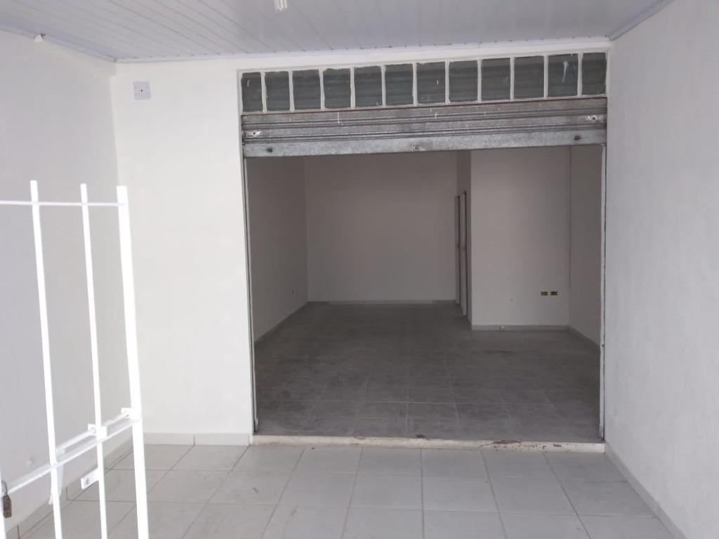 Ponto comercial para locação, Residencial União, São José do