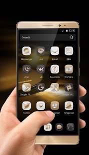 Launcher for Huawei Mate 8 for Lollipop - Android 5.0