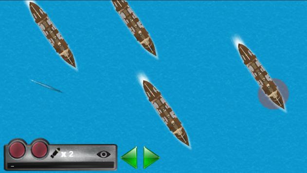danger u-boat line of sea apk screenshot