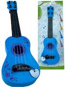 """Игровой набор серии """"Город игр"""" гитара синяя, арт. GI-7869"""