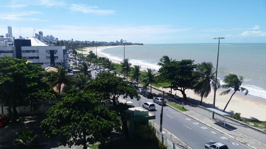 Apartamento com 2 dormitórios à venda, 48 m² por R$ 239.900 - Manaíra - João Pessoa/PB