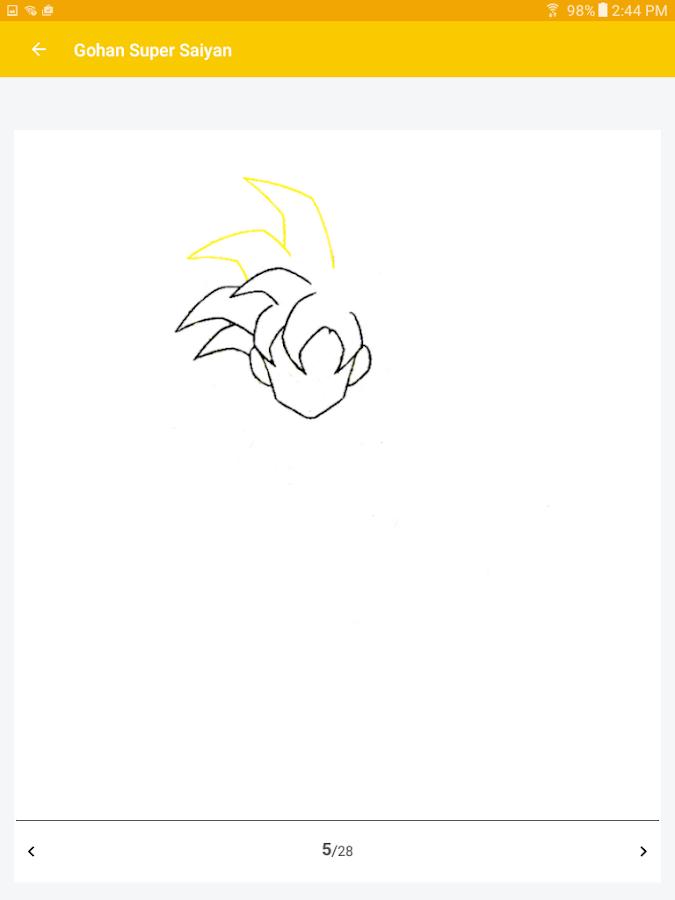 Lernen Sie zu zeichnen – Screenshot