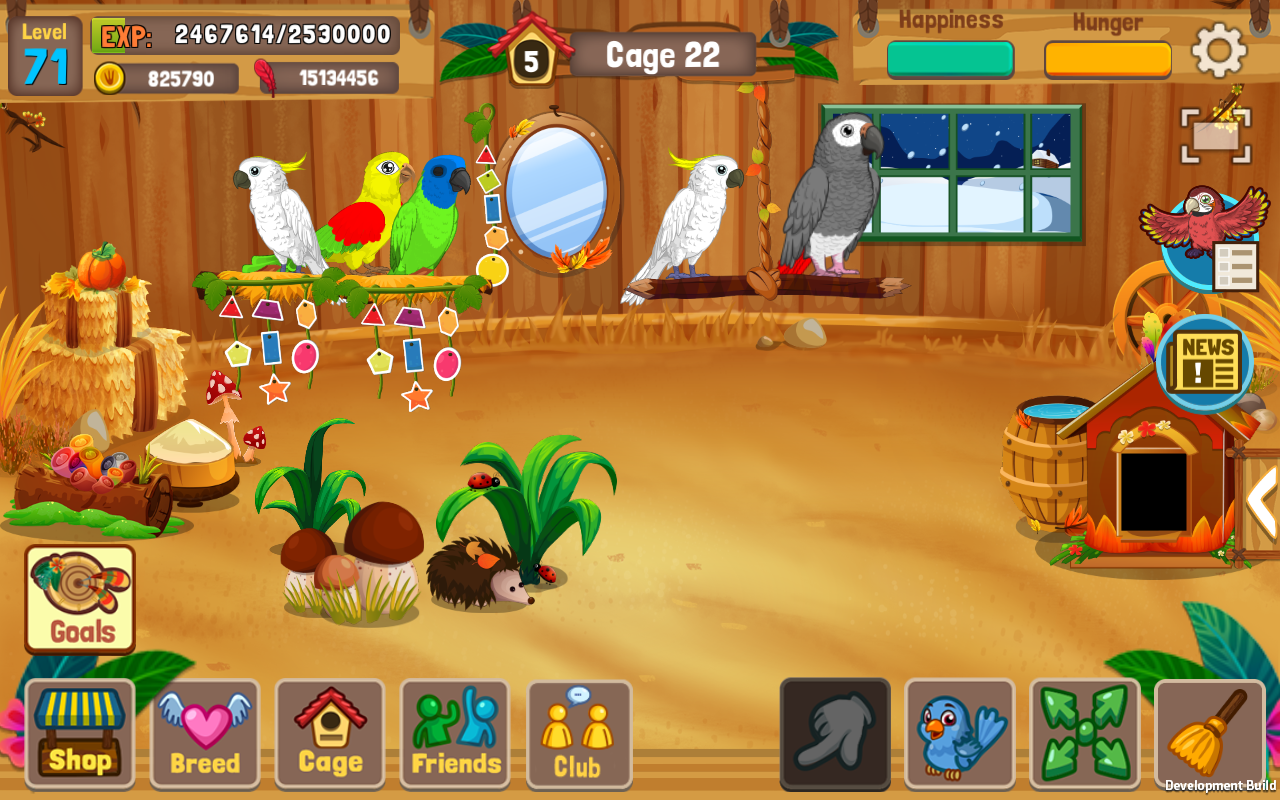 Bird Land Paradise Screenshot 2
