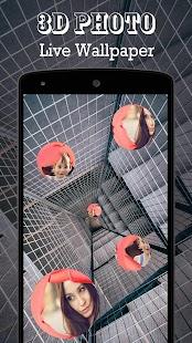 3D Photo Live Wallpaper APK for Bluestacks