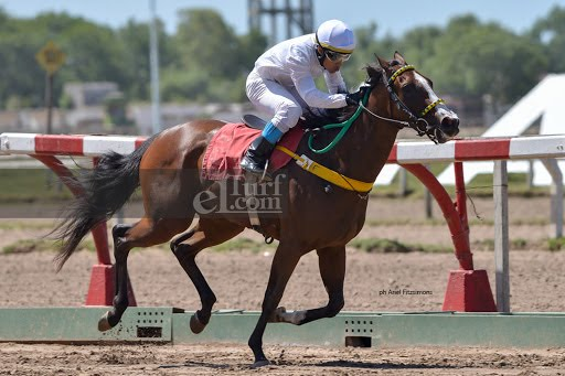 De Beauvoir (Interaction) se impuso en Condicional (1300m-Arena-LP).