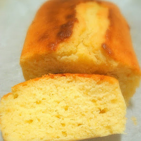 Low-Fat Orange Yogurt Cake