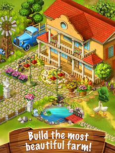 Jane's Farm: farming game - grow fruit & plants for pc
