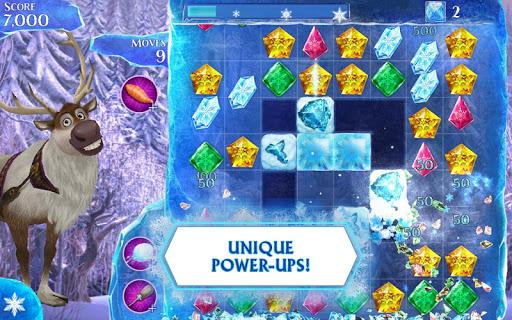 Frozen Free Fall screenshot 8