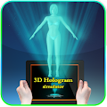 Download Camera 3D Hologram simulator APK to PC
