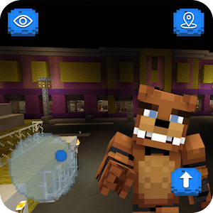 Alex and Steve Craft-Adventure on FNAF Pizzeria For PC / Windows 7/8/10 / Mac – Free Download