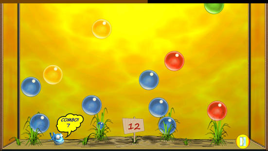 My Bubbles: A very bubbly game - screenshot