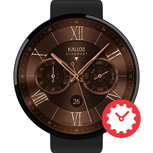 Charmant watchface by Kallos