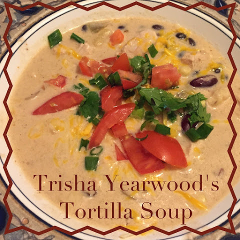Trisha Yearwood's Tortilla Soup