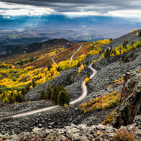 Grand Mesa, Co by Geoff Ridenour - Landscapes Mountains & Hills ( geoff ridenour, mountains, color, www.geoffridenour.com, fall, colorado, 2012, © 2012 geoff ridenour, travel )