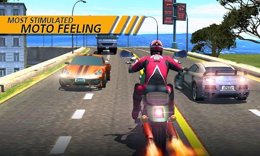 Free Moto Rider APK for Windows 8