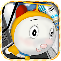 Game 3D Yellow Doras Girl Copter APK for Windows Phone