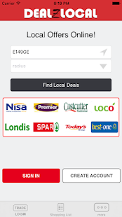Dealzlocal - screenshot