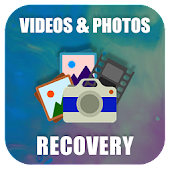 Videos & Photos Recovery Icon