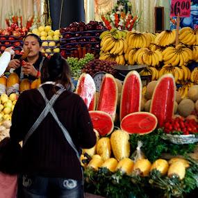 market by Cristobal Garciaferro Rubio - City,  Street & Park  Markets & Shops ( pwcmarkets )
