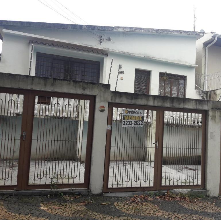 Casa com 3 dormitórios à venda, 220 m² por R$ 600.000,00 - Ponte Preta - Campinas/SP