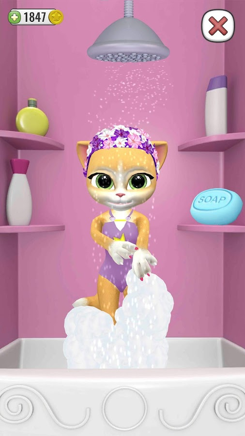 Emma The Cat - Virtual Pet Screenshot 16