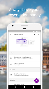 Google Trips - Travel Planner Screenshot