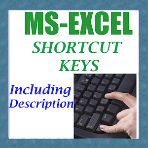 Download Download MS-Excel Shortcut Keys for PC on Windows and Mac for Windows Phone