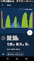 Screenshot of Sleep Time Smart Alarm Clock