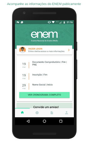 ENEM - 2017 2.0.4 screenshot 2090882
