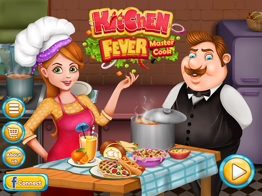 Android kitchen fever master cook v2 1 mod apk descargar for Kitchen queen mod apk