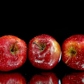 Three by Asif Bora - Food & Drink Fruits & Vegetables