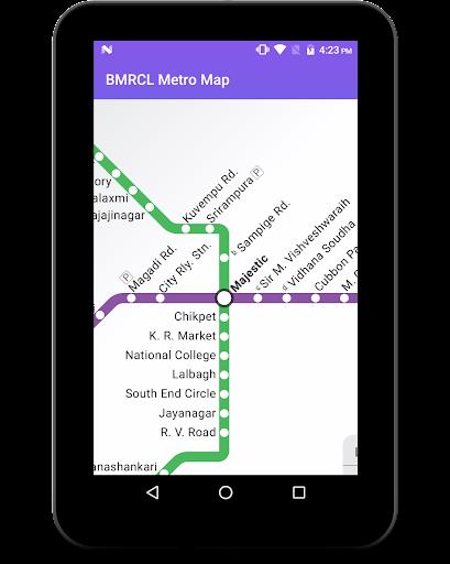 BMRCL Bangalore Metro screenshot 13