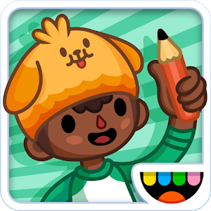 Toca Life: School New App on Andriod - Use on PC