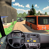 Download Full Off Road Real Bus Drive Sim 1.9 APK