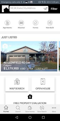 Just Listed Properties screenshot 6