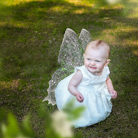 Nora by Jenny Hammer - Babies & Children Babies ( pretty, baby, girl, cute, fairy )