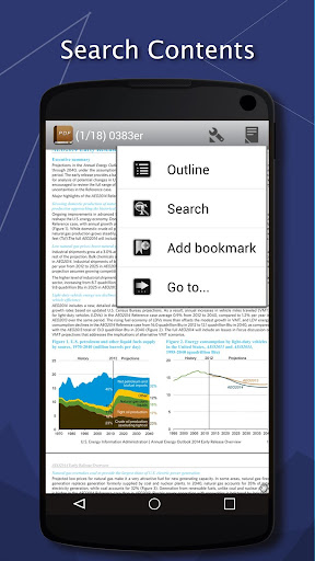 PDF Reader screenshot 4