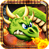 APK Game Dragon Kingdom Dash! Legend for iOS