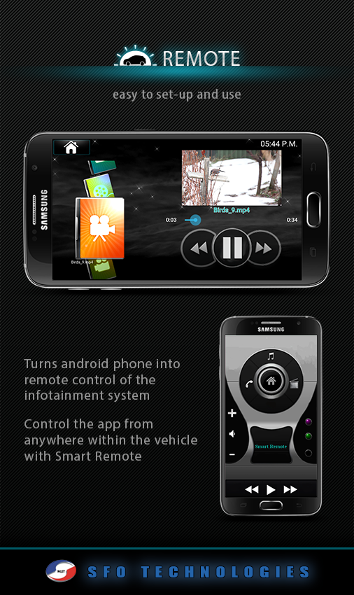Smart Drive IVI Screenshot 1