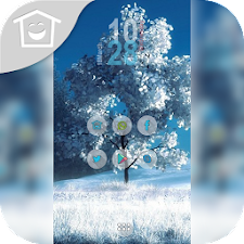 Cold winter theme