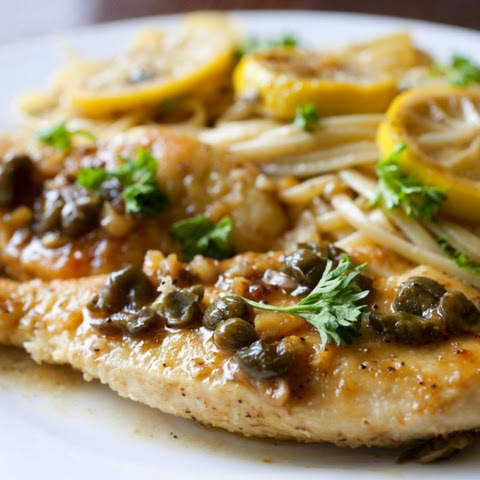 Chicken Piccata – 6 SmartPoints