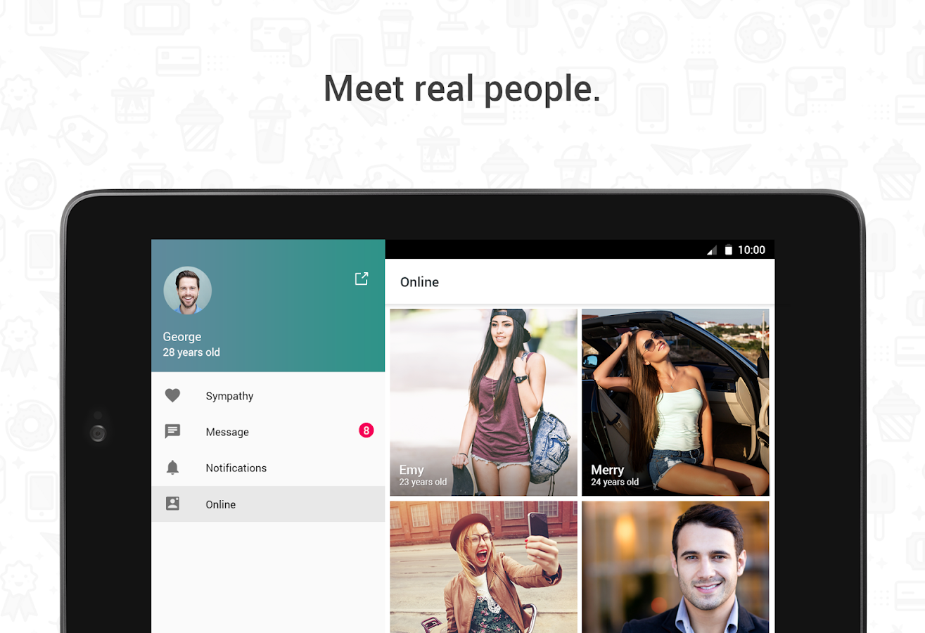 Hitwe - meet people for free Screenshot 7