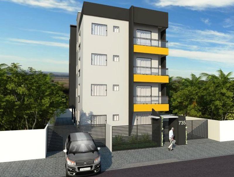 Apartamento Joinville Costa e Silva 1936300
